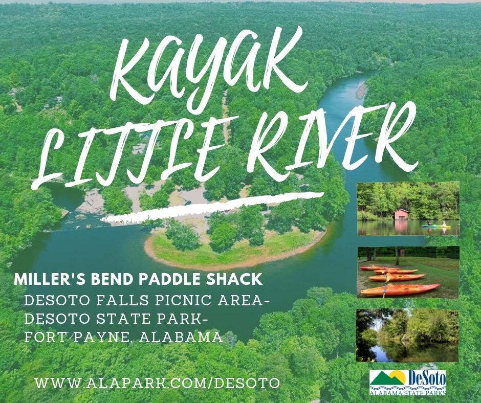 Kayak @ Little River